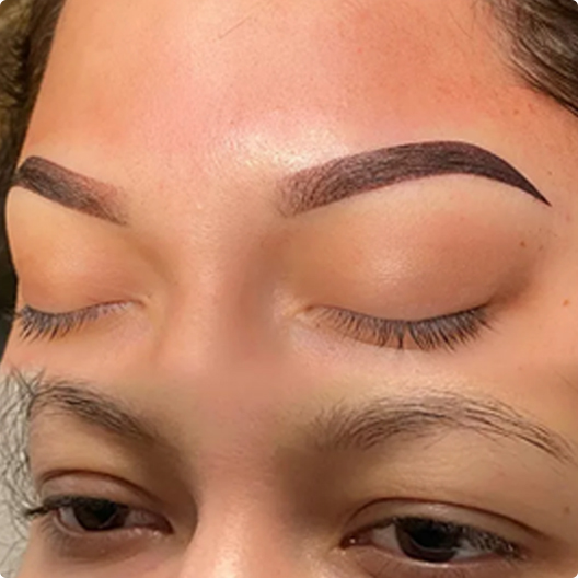 Sabby Beauty: OMBRE_BROWS